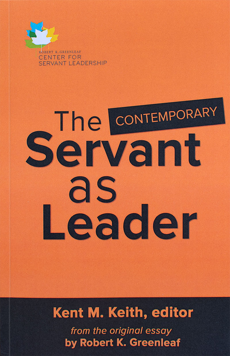 the servant as leader essay pdf The phrase servant leadership was coined by robert k greenleaf in the servant as a leader, an essay he first published in 1970 (what is servant, ) the servant leader serves first, while aspiring to lead second.